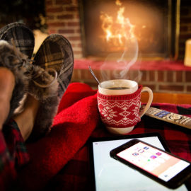 This Christmas, deck your halls with the latest smart home tech